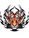 Foc Tiger model decorative autocolant auto