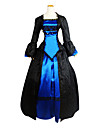 Elegant Palace Princess Black Lace Gothic Lolita Dress