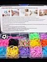 Curea din Cauciuc / Bijuterii Instrumente și echipamente Reșină Roz Bijuterii