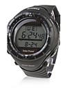Men\'s Watch Sports Solar Powered Multi-Function Luminous Back-light Cool Watch Unique Watch Fashion Watch