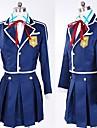 Sword On Line Asuna Student Uniform Cosplay Uniform