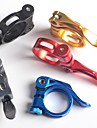 PODAY KC89 Diameter 31.8mm MTB Mountainbike Quick Release Sadelstolpe Clamp