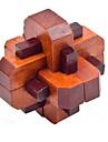 Slät Hastighet Cube Alien Magiska kuber Wood