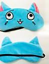 Mask Inspirerad av Fairy Tail Cosplay Animé Cosplay Accessoarer Mask Vit Polar Fleece Man / Kvinna
