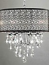 Chandelier ,  Traditional/Classic Chrome Feature for Crystal Metal Bedroom Dining Room Study Room/Office Hallway