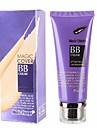 soins professionnels du visage de maquillage couvercle magie creme bb fondement naturel de base