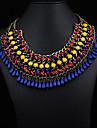 perles de collier de fleurs des femmes de bijoux JQ