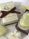 julklappar mini päronformade tvål (slumpvis färg)