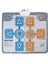 antiderapant partie tapis de pad 2 de danse pour nintendo gamecube wii console de jeux NGC