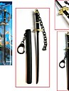 Vapen / Svärd Inspirerad av One Piece Cosplay Animé Cosplay Accessoarer Svärd Svart Legering Man / Kvinna