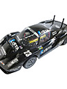 Bilar YX 4WD 1:10 RC Bil Svart Färdig att köraFjärrkontroll bil / Fjärrkontroll/Sändare / Batteriladdare / Användarmanual / Batteri för