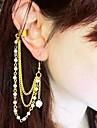Women\'s Tassel Pearl Earrings