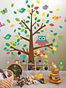 zooyoo®removable konstvinyl citat väggdekorationer heta säljande väggdekaler för heminredning