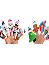 Jouets Marionnette de Doigt Jouets Nouveaux Jouets Pour Garcons Pour Filles Tissu
