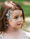 Women\'s / Flower Girl\'s Alloy Headpiece-Wedding / Special Occasion Hair Combs