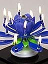 plastic filare ziua de nastere muzicale floare lumânare