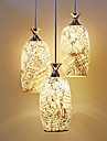 Max 60W Tiffany Others Metal Pendant Lights Living Room