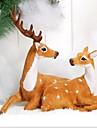 NOEL celebrent cadeaux de decoration de Noel cerfs couple ornements