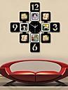 la mode creative et moderne salon luxueux horloge murale