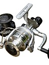 Fishing Reel Spinning Reels 5.1:1 12 Ball Bearings Exchangable / Right-handed / Left-handed Sea Fishing / Fly Fishing / Spinning