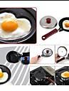 hjärtformad mini non-stick ägg stekning stekt pan omelett