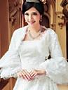 MMXN bröllops wraps bolero axelryckning