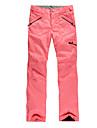 GSOU SNÖ® skidkläder Byxa Dam vinter~~POS=TRUNC 100% Polyester vinter~~POS=TRUNCVattentät / Andningsfunktion / Håller värmen / Vindtät /