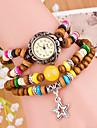wanbao la mode feminine pendentif en vedette montre bracelet