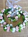 Women\'s Fabric Headpiece - Wedding Wreaths