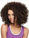 sans colle profonde boucles courte perruque de cheveux de femmes a la mode pour les afro-americaine