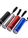 Eclairage Lampes Torches LED LED Lumens Mode - AAA Urgence Petit PochetteCamping/Randonnee/Speleologie Usage quotidien Peche Voyage