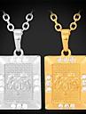 allah fantaisie collier pendentif en or 18 carats reelle platine strass plaque pour les femmes de haute qualite