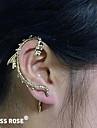 Alloy Dragon Pattern Earrings