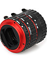 färgrik metall elektronisk ttl autofokus fokus af makro förlängningsrör ring för Canon EOS EF EF-S 60d 7d 5d ii 550D