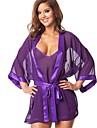 Costumes de Cosplay Uniformes Fete / Celebration Deguisement Halloween Violet / Incarnadin Manteau / Robe Feminin