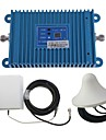 inteligenta dual band GSM / 900 DCS / 1800MHz semnal de telefon mobil de rapel amplificator + kit de antenă panou exterior