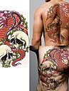 1 Tatouages Autocollants Autres Non Toxique Bas du Dos ImpermeableEnfant Homme Femme Adulte Adolescent Tatouage TemporaireTatouages