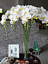Gren Polyester Orkidéer Bordsblomma Konstgjorda blommor #(40*8*8)