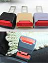 nouvelle ceinture generale boucle de ceinture de securite verrou boucles ceintures fiche moteur harnais boucle clip epaisse 3 couleurs