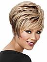 perruques courtes mode europeenne et americaine cheveux de haute qualite de haute qualite perruque synthetique de haute temperature mode