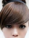 nouvelle cerceau de cheveux speciale brune perruque Bang visage modifiee