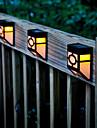 Retro Solar LED vägglampa Garden Lights