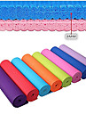 Extra Thick Slip Resistant Eco-Friendly PVC Yoga Pilates Mat (8mm)