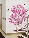 miljö avtagbar eiffel pvc vägg sticker