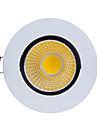6W 2G11 Lampes Encastrees Pivotant 1 COB 800-900 lm Blanc Chaud / Blanc Froid Gradable AC 100-240 V 1 piece