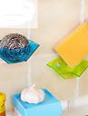 meunier evier cadre de vidange / multifonctionnelle stand / eponge tenir (couleur aleatoire)