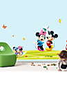 stickers muraux stickers muraux, style mickey muraux PVC autocollants
