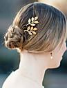 Mulheres / Menina das Flores Capacete-Casamento / Ocasiao Especial / Casual Alfinete de Cabelo / Prendedor de Cabelo