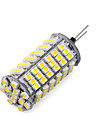 9W G4 Becuri LED Corn T 102 SMD 3528 1200 lm Alb Cald / Alb Rece DC 12 V 1 bc