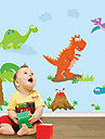 stickers muraux stickers muraux, stickers muraux dinosaure pvc